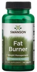 Swanson Fat Burner 60 tabliet