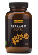 Biorganic Ashwaganda prášok 200 g BIO
