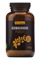 Biorganic Ashwagandha prášok 200 g BIO