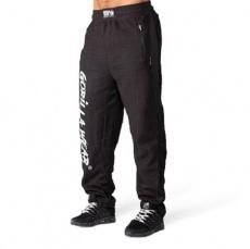 Gorilla Wear Pánske tepláky Augustine Old School Pants Black