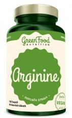 GreenFood Arginine 120 kapsúl