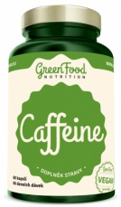 GreenFood Kofein 60 kapsúl