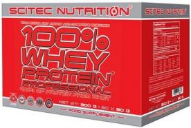 Scitec 100% Whey Protein Professional 30 x 30 g