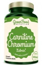 GreenFood Carnitin Chrom Lalmin® 60 kapsúl
