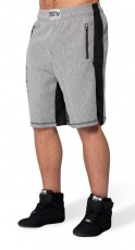 Gorilla Wear Pánske šortky Augustine Old School Shorts Grey