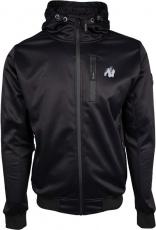 Gorilla Wear Pánska bunda Glendale Softshell Jacket Black