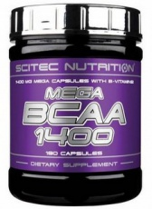 Scitec Mega BCAA 1400