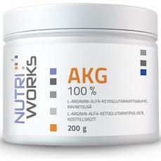 NutriWorks AKG 100% 200 g PREŠLA DMT 11.7.2021