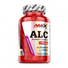 Amix ALC Acetyl L-Carnitine Taurine + vitamin B6 120 kapsúl