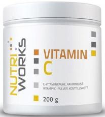 NutriWorks Vitamin C 200 g