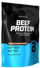 BiotechUSA Beef Protein 500 g