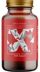 BrainMax S-Acetyl-L-Glutathione 100 mg 100 kapsúl