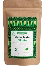 BrainMax Pure Organic Yerba Mate Silueta 1000 g