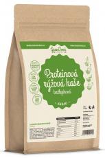 GreenFood Proteinová rýžová kaša bezlepková 500 g + 50g Zero Butter ZADARMO