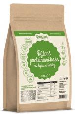 GreenFood Rýžová proteinová kaša bez lepku a laktózy 500g + 50g Zero Butter ZADARMO