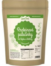 GreenFood Proteinové palacinky bez lepku a laktózy pohankové 500 g