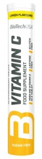 BioTechUSA Vitamin C 1000 mg 20 šumivých tabliet