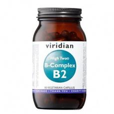 Viridian B-Complex B2 High Two® 90 kapsúl
