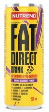 Nutrend Fat Direct Drink 250 ml - ostružina