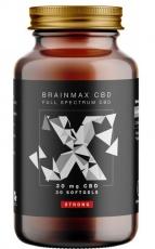 BrainMax CBD Strong 30 mg 30 kapsúl