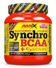 Amix Synchro BCAA + Sustamine 300g - vodný melón VÝPREDAJ 8.2021