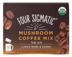 Four Sigmatic Lion's Mane Mushroom Coffee Mix