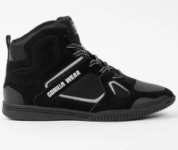Gorilla Wear obuv Troy high tops - Black/Gray