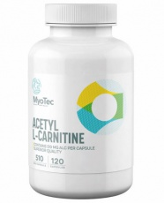Myotec Acetyl L-Carnitine 120 kapsúl