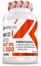 Amix KetoLean Keto MCT Oil 3 000mg 100 kapsúl