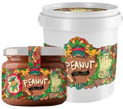 Lifelike arašidové maslo (Peanut Butter) Deluxe