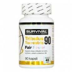 Survival Tribulus Terrestris 90 Fair Power® 90 kapsúl