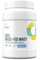 MyoTec 100% Grass-Fed Whey 900g