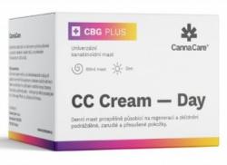 CannaCare Denná konopná masť CC Cream s CBG 60ml