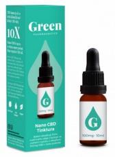 Green Pharmaceutics CBD Nano Tinktura 100mg 10ml