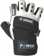 Power System Fitness rukavice NO COMPROMISE