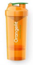 Orangefit šejker so zásobníkom