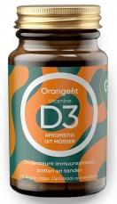 Orangefit vitamin D3 90 kapsúl