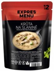 Expres menu Morčacie na slanine 600g