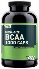 Optimum Nutrition BCAA 1000 caps 400 kapsúl