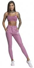 Gym Glamour Tepláky Boyfriend Dirty Pink