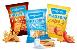MaxSport Protein Chips 45g