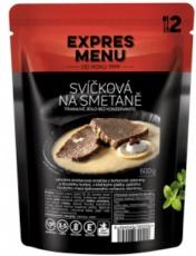 Expres menu Sviečková na smotane 600 g