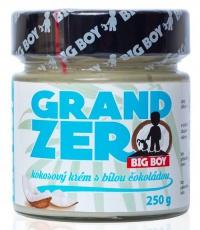 Big Boy Grand Zero s kokosom a bielou čokoládou 250g