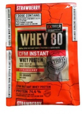 Extrifit CFM Instant Whey 80 30 g