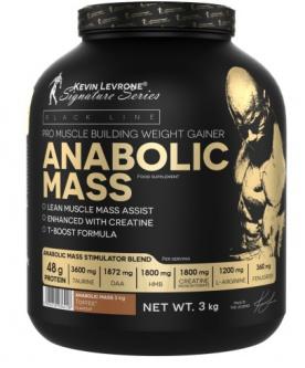 Kevin Levrone Anabolic Mass 3000 g + Kevin Levrone Fat Killer ZADARMO