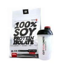 BS Blade 100% Soy Protein Isolate 1000 g + Blade Šejkr 600 ml ZADARMO