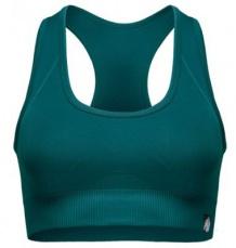 Gorilla Wear Yava Seamless sportovní podprsenka zelená