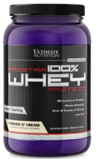 Ultimate Nutrition Prostar 100% Whey Protein 910 g