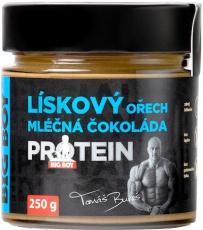 Big Boy Lískoorechový s mliečnou čokoládou a proteinem