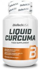 BiotechUSA Liquid Curcuma 30 kapsúl